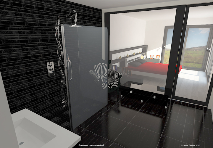 deco salle de bain moderne dw19 jornalagora. Black Bedroom Furniture Sets. Home Design Ideas
